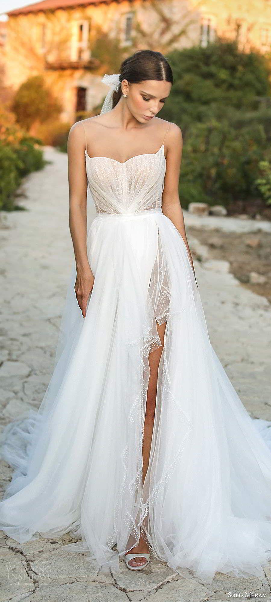 "Photo of Solo Merav 2020 Wedding Dresses – ""Butterfly Symphony"" Bridal Collection Wedding Inspirasi"