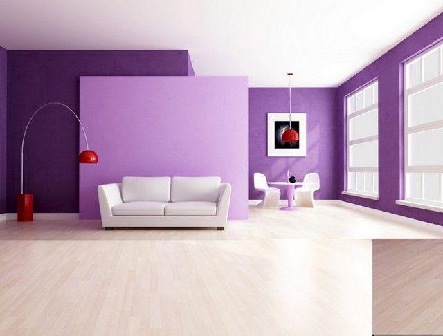 couleur tendance radiant orchid pantone idees deco maison suisse dcoration intrieur
