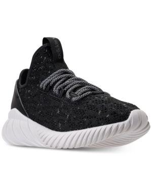 769573fd2aea adidas Men's Tubular Doom Sock Primeknit Casual Sneakers from Finish ...