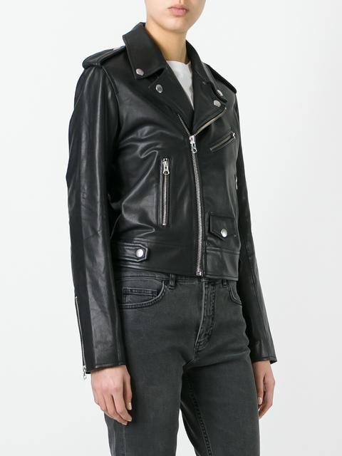 4e1c48ea81feb McQ Alexander McQueen multi-zip biker jacket | McQ Alexander McQueen ...