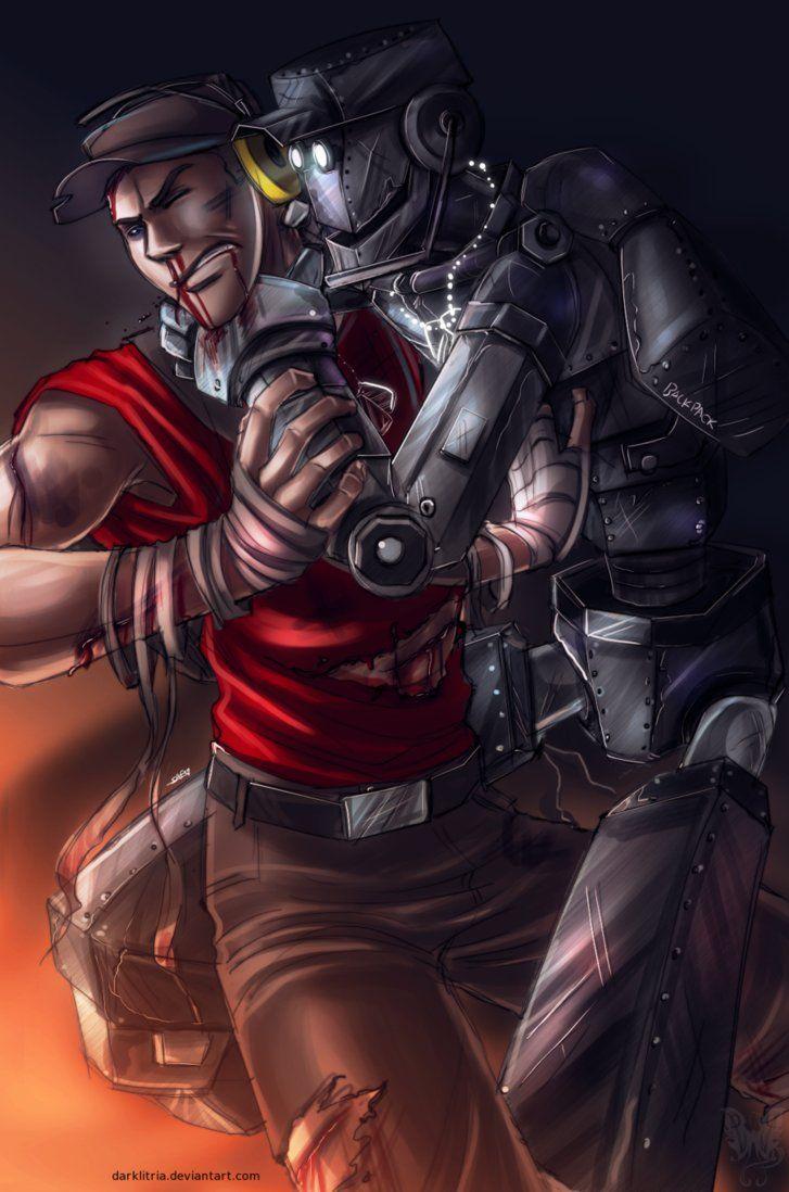 TF2: Guardian by DarkLitria on deviantART | Team fortress