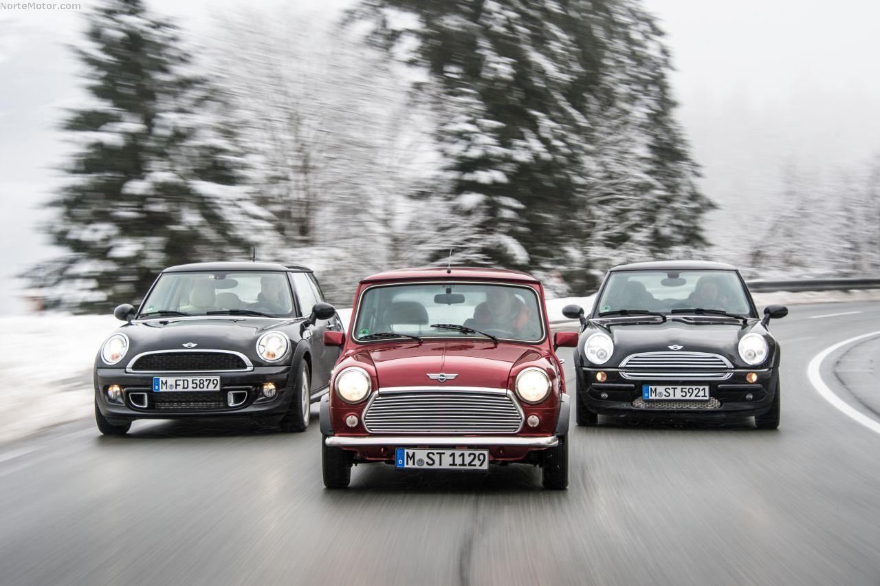 Resultado De Imagen Para El Mini Cooper Mas Pequeño Del Mundo Mini Cooper Classic Mini Mini