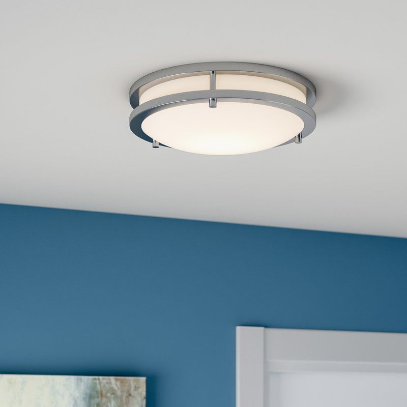 Install A Starburst Mirror Frame Around A Flush Mount Ceiling Light For A Dramatic Makeover Gold Sunburst Flush Mount Lighting Diy Ceiling