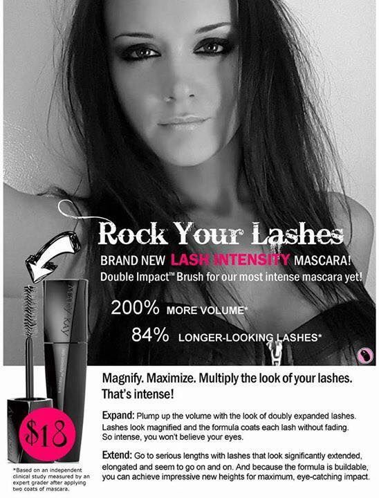 Magnify. Maximize. Multiply the look of your lashes!  www.marykay.com/jadunn