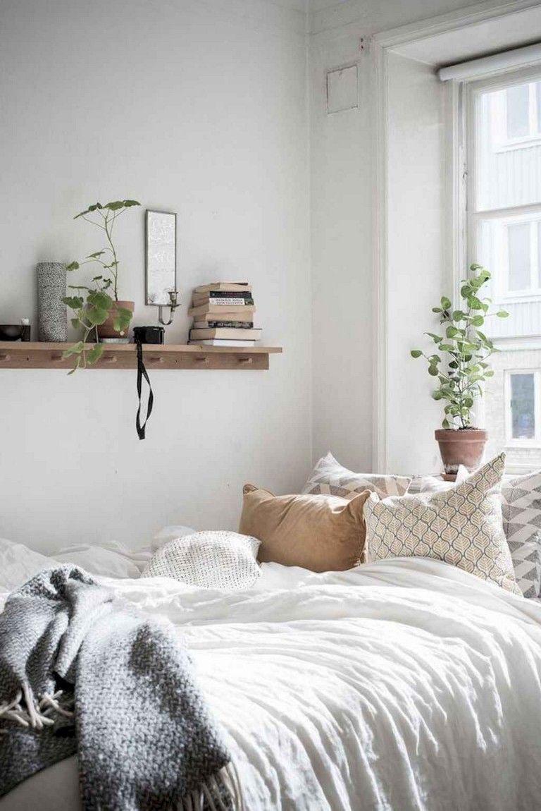 30 Cozy Scandinavian Bedroom Interior Design Scandinavian Interior Bedroom Scandinavian Design Bedroom Bedroom Design