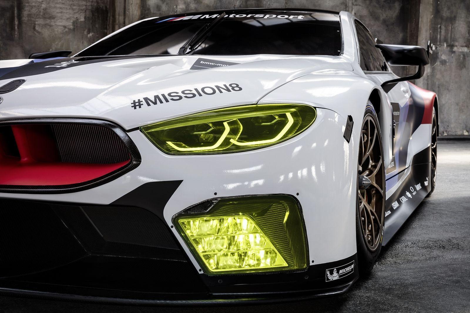 The Bmw M8 Gte Has Huge Kidney Grille Nostrils Bmw Sport Race Cars Bmw Cars Bmw m8 gte frankfurt motor show