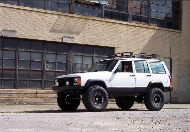 Or Fab S Project Ferrarjeep Xj Jeep Cherokee Xj Jeep Zj Jeep Xj