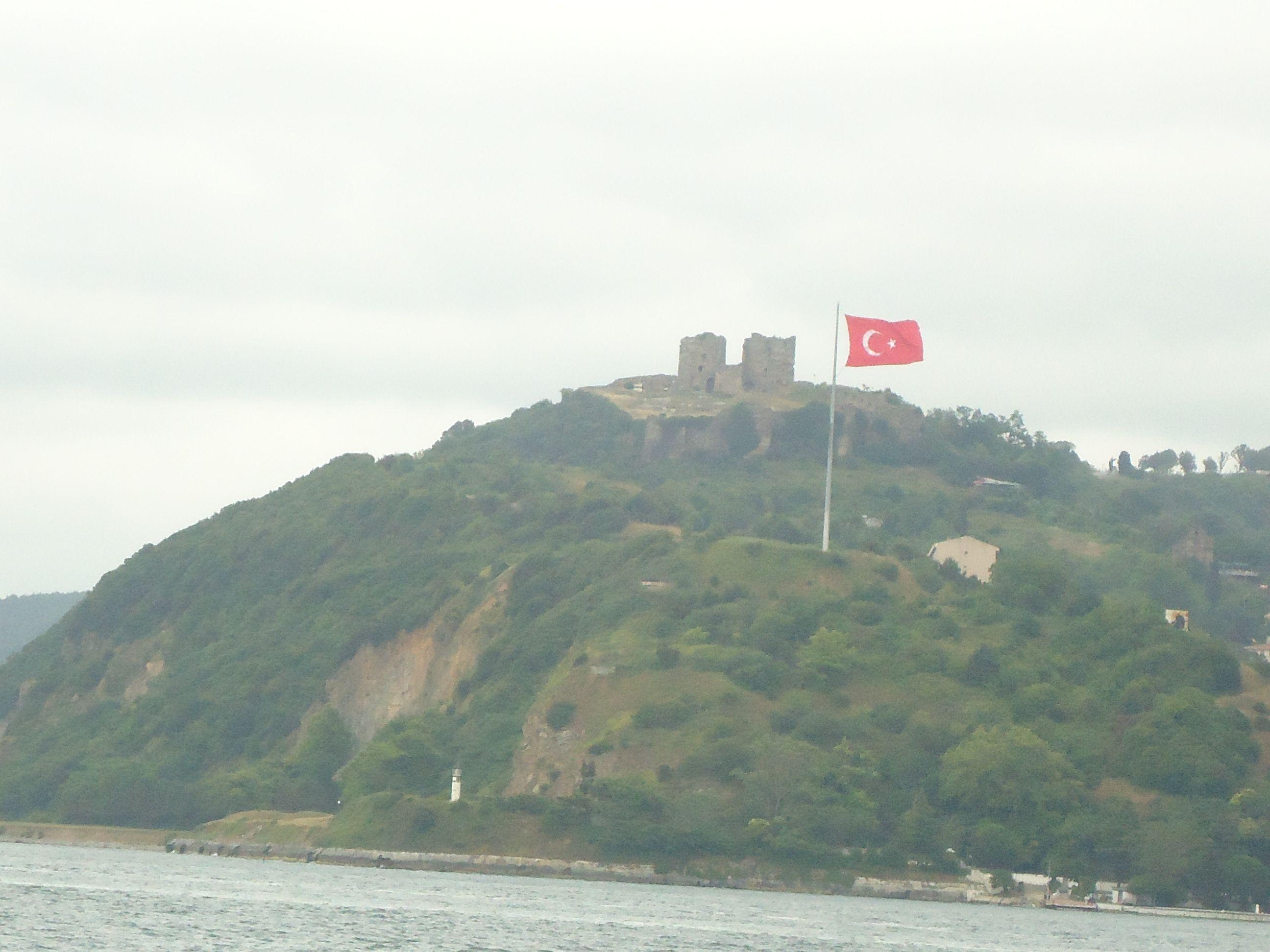 boottocht Bosphorus
