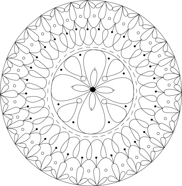 Free Doily Embroidery Pattern Centre Pieces Embroidery And Patterns