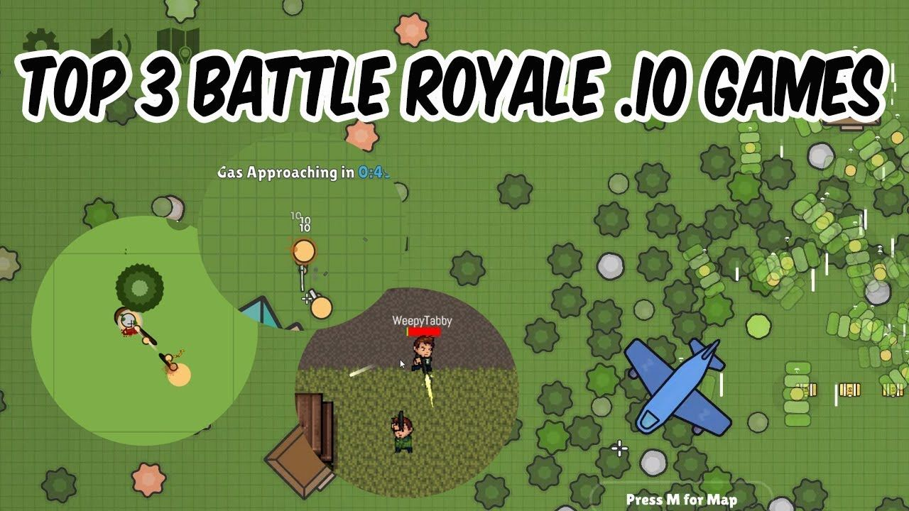 .io Games Best io Games List Play Now! Battle royale