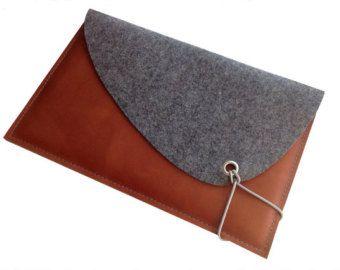 11 ins felt bag for MacBook Air felt case for by ScanClassic