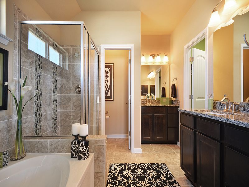 Seven Model Homes Open Daily At Sweetwater  Bathroom Designs Inspiration Bathroom Remodeling Austin Texas Design Ideas