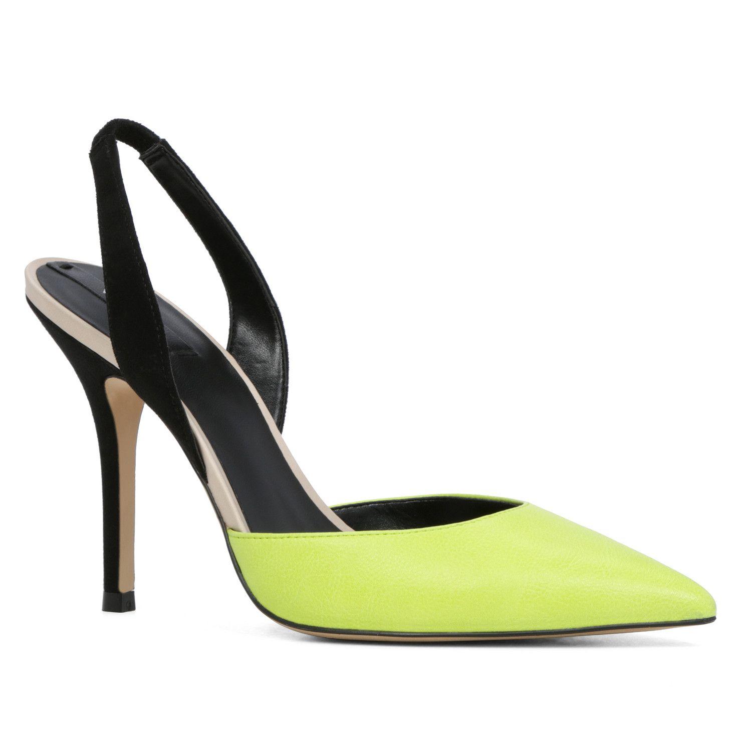 Womens Shoes ALDO Adelania Light Yellow