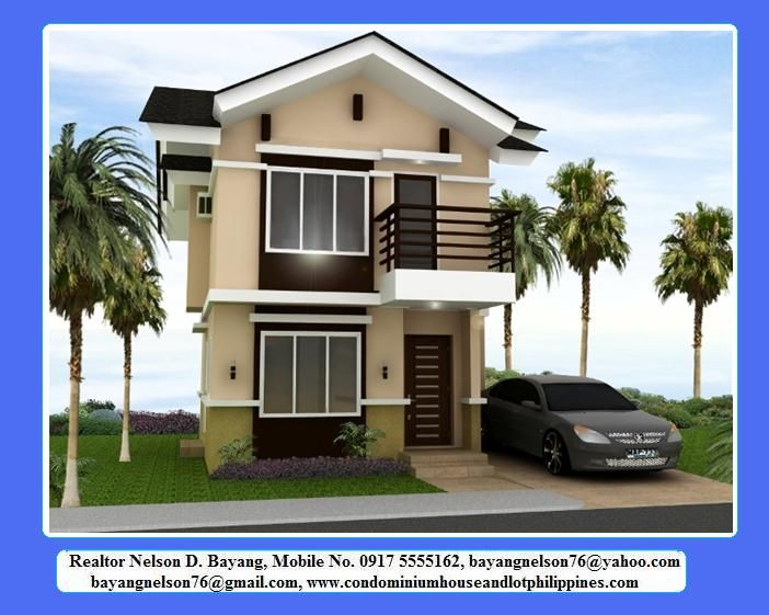 Willow park homes lot 2 bedroom bungalow 3 bedroom 2 Design of modern houses in philippines