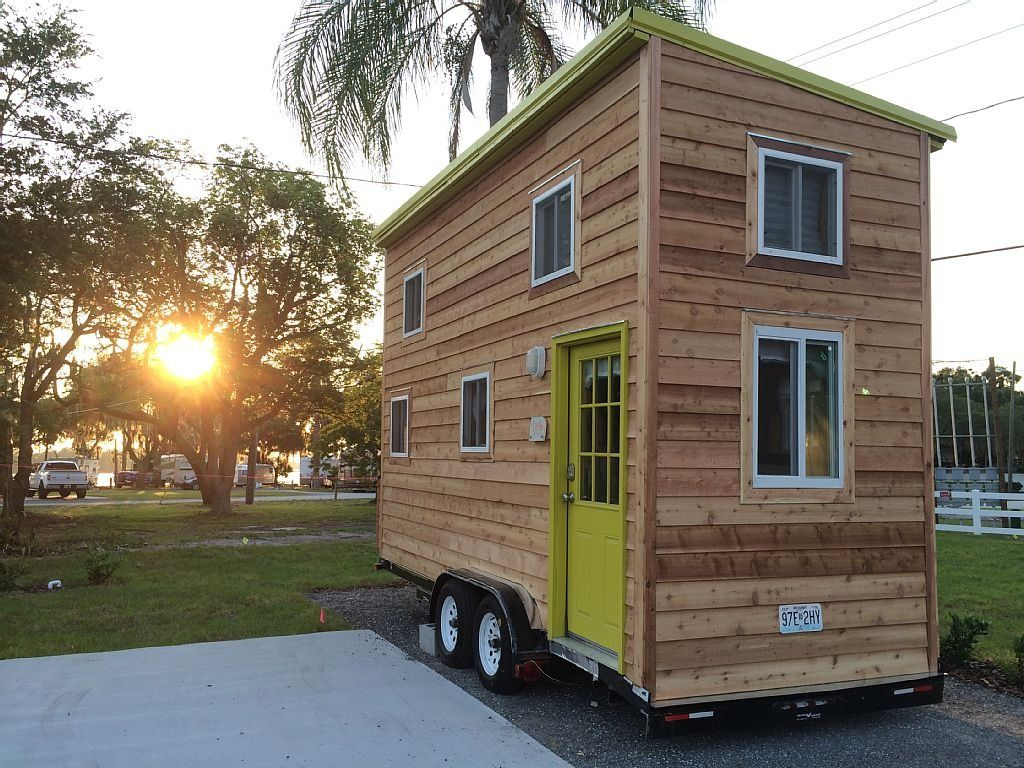 Tiny house, big adventure! Rent this Winter Haven, Florida, vacation ...