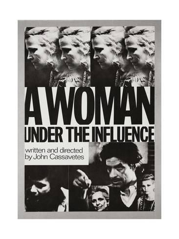 A Woman Under The Influence 1974 Giclee Print Art Com In 2021 John Cassavetes Gena Rowlands Under The Influence