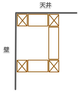 リビング懸垂バー3万5千円 懸垂 バー うんてい 室内 ジムインテリア