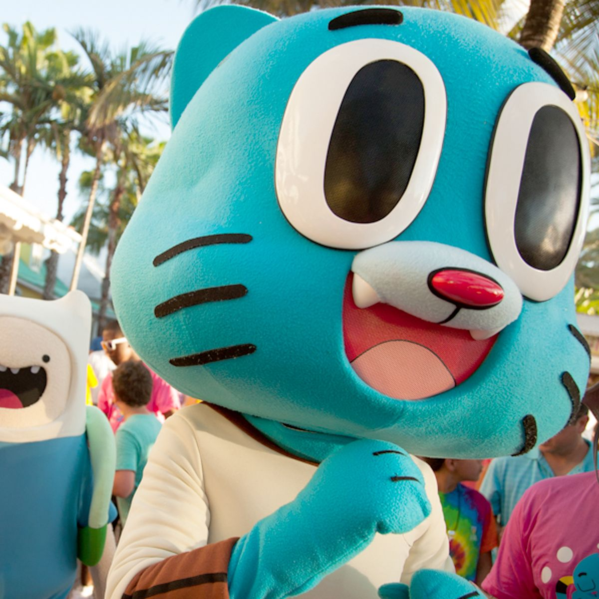 Image Result For Amazing World Of Gumball Darwin Costume