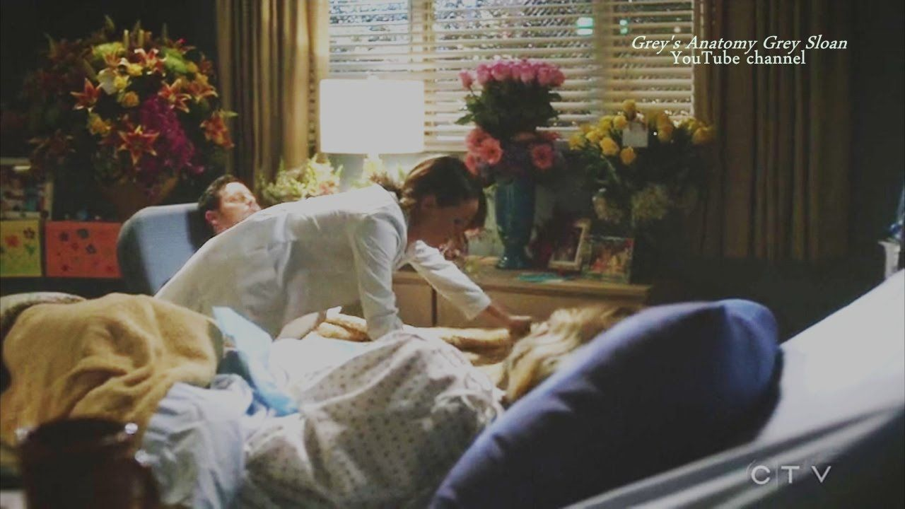 "Grey\'s Anatomy 12x09 Alex and Jo Scenes ""The Sound Of Silence ..."