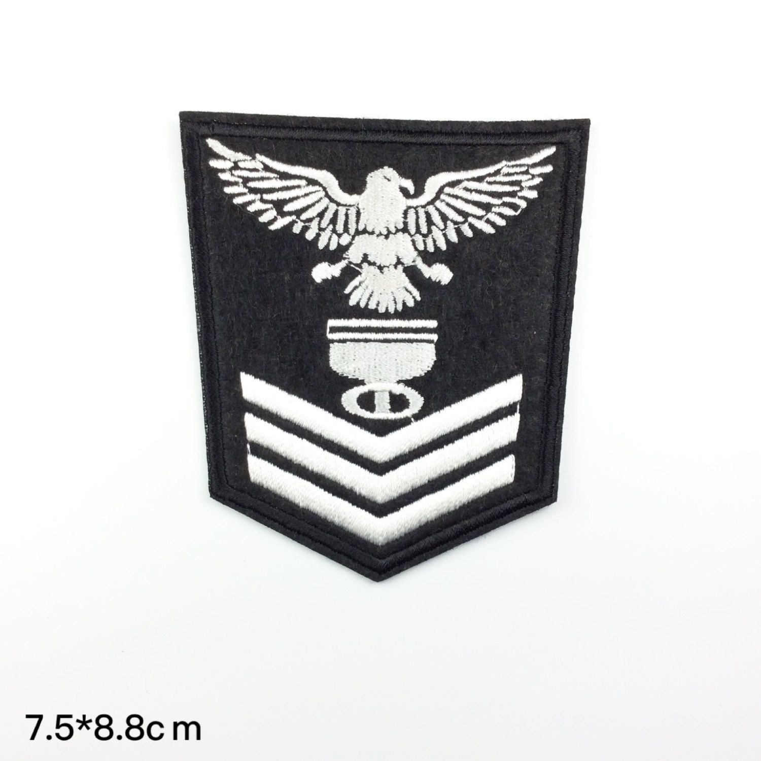 Army patches army patch master sergeant rank patch