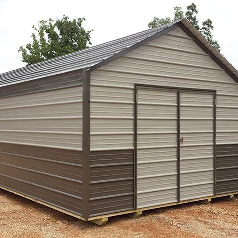 Are You Looking For A Custom Metal Building At Express Carport We Have Many Styles Shapes And Sizes To Choose From Visit Us Metal Shed Building A Shed Shed