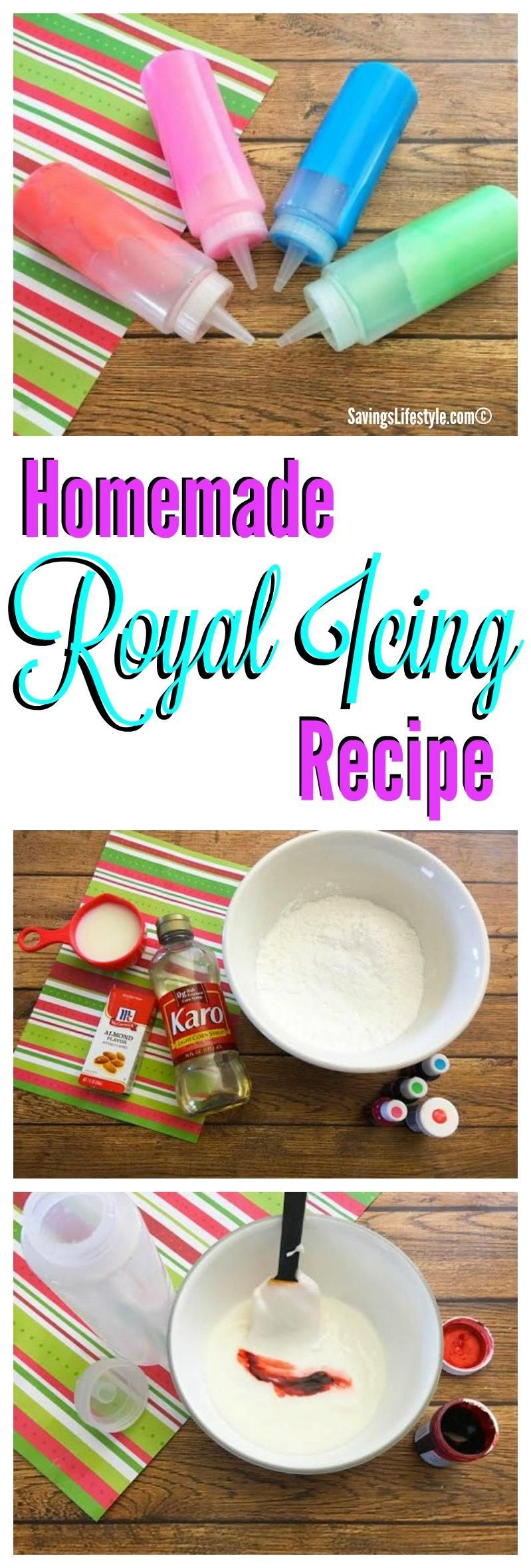 Easy Homemade Royal Icing Recipe Yum Decorating