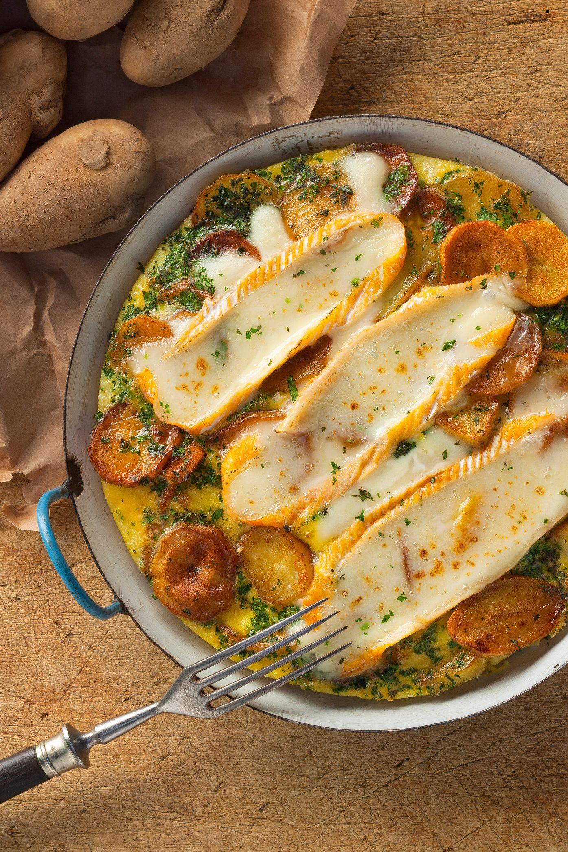 Omelette au Saint Albray  Rezept in 2020 (mit Bildern