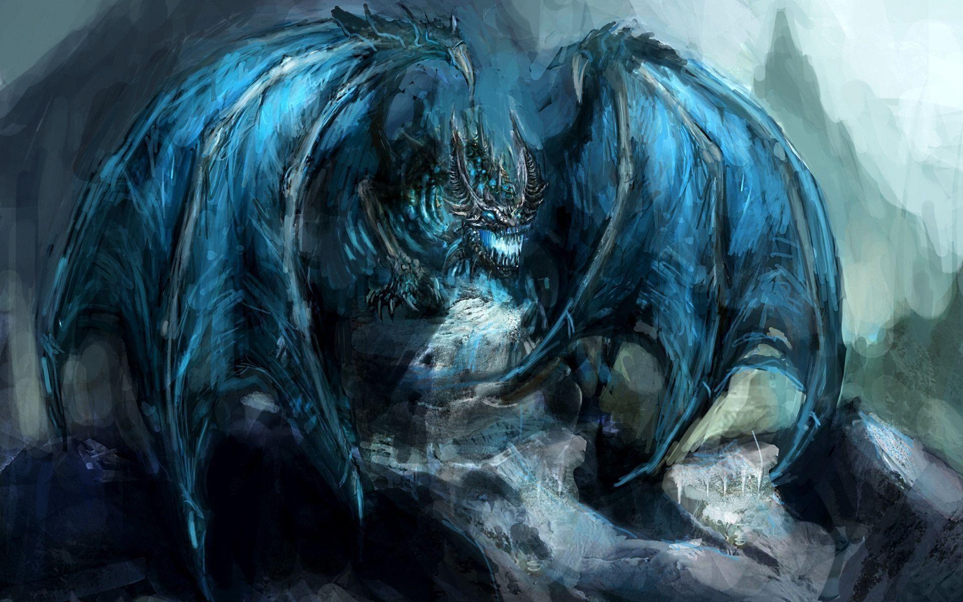 10 Best Ice Dragon Wallpaper 1920x1080 Full Hd 1080p For Pc Desktop Ice Dragon Dragon Images Dragon Pictures