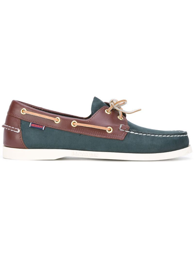 Sebago Spinnaker boat shoes Blue in 2019 Båtsko  Boat shoes