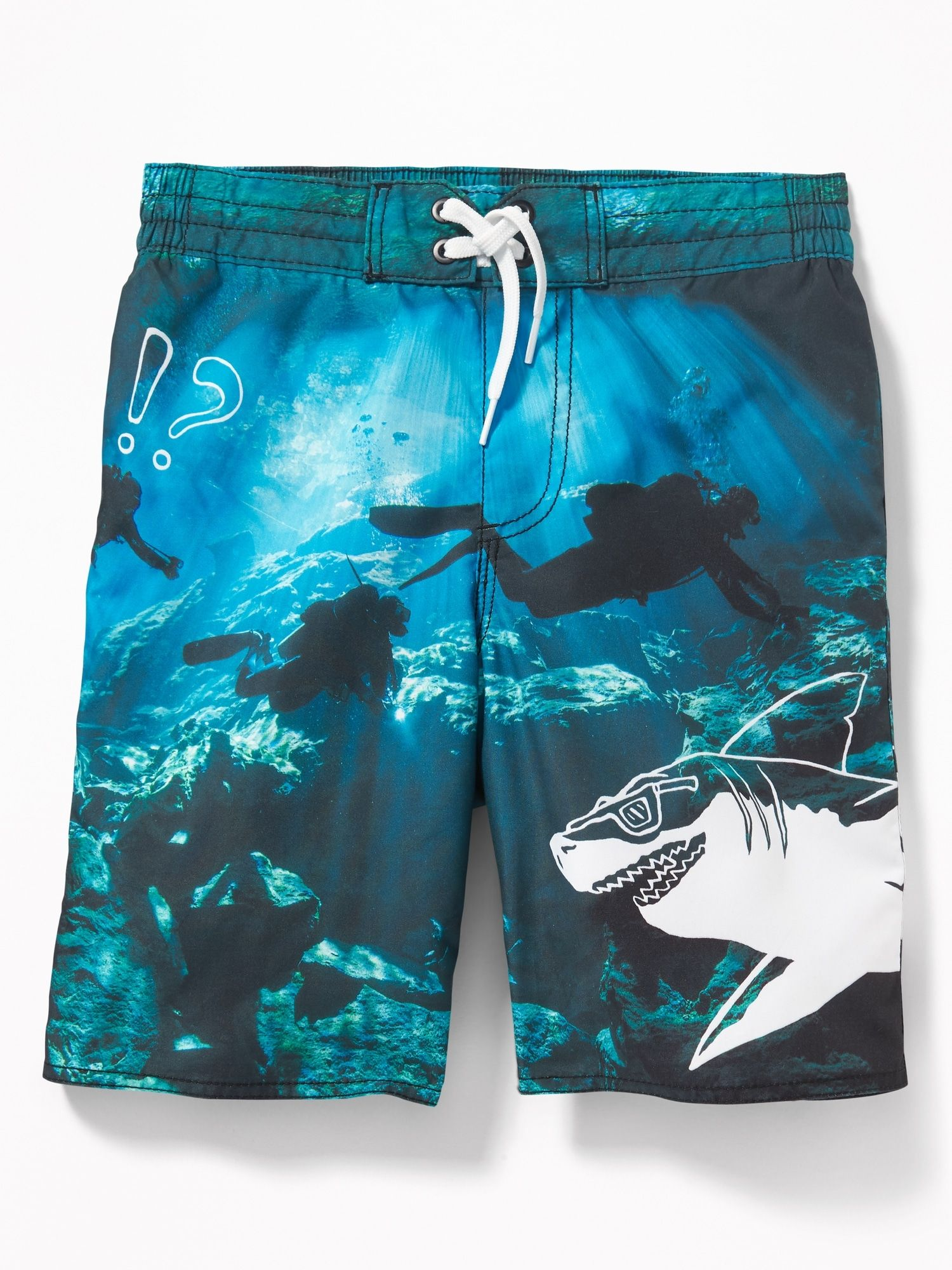 58af69b0e36cd Highline Recon Board Shorts, Main, color, Real Teal   SWIMWEAR   Polo  jeans, Toddler boys, Shorts