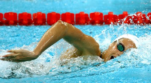 become a better swimmer