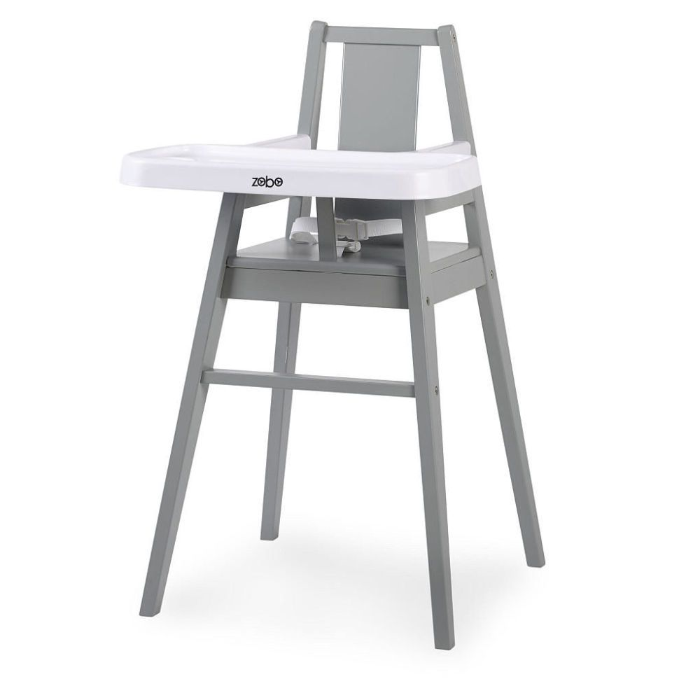 Handsome High Chairs That Will Enhance Your Home Decor Wooden  # Muebles Roles Mesillas
