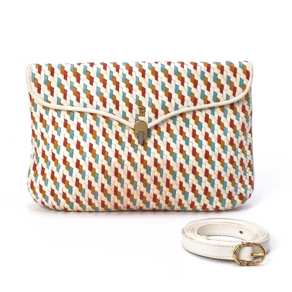 Bally Shoulder Bag in Multicolor - Beyond the Rack