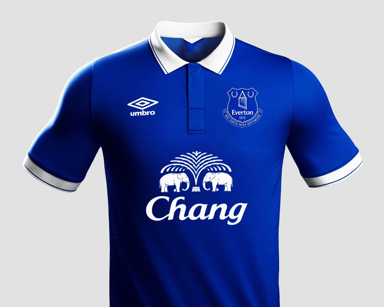 5926fadf8 Everton 14 15 Home Kit