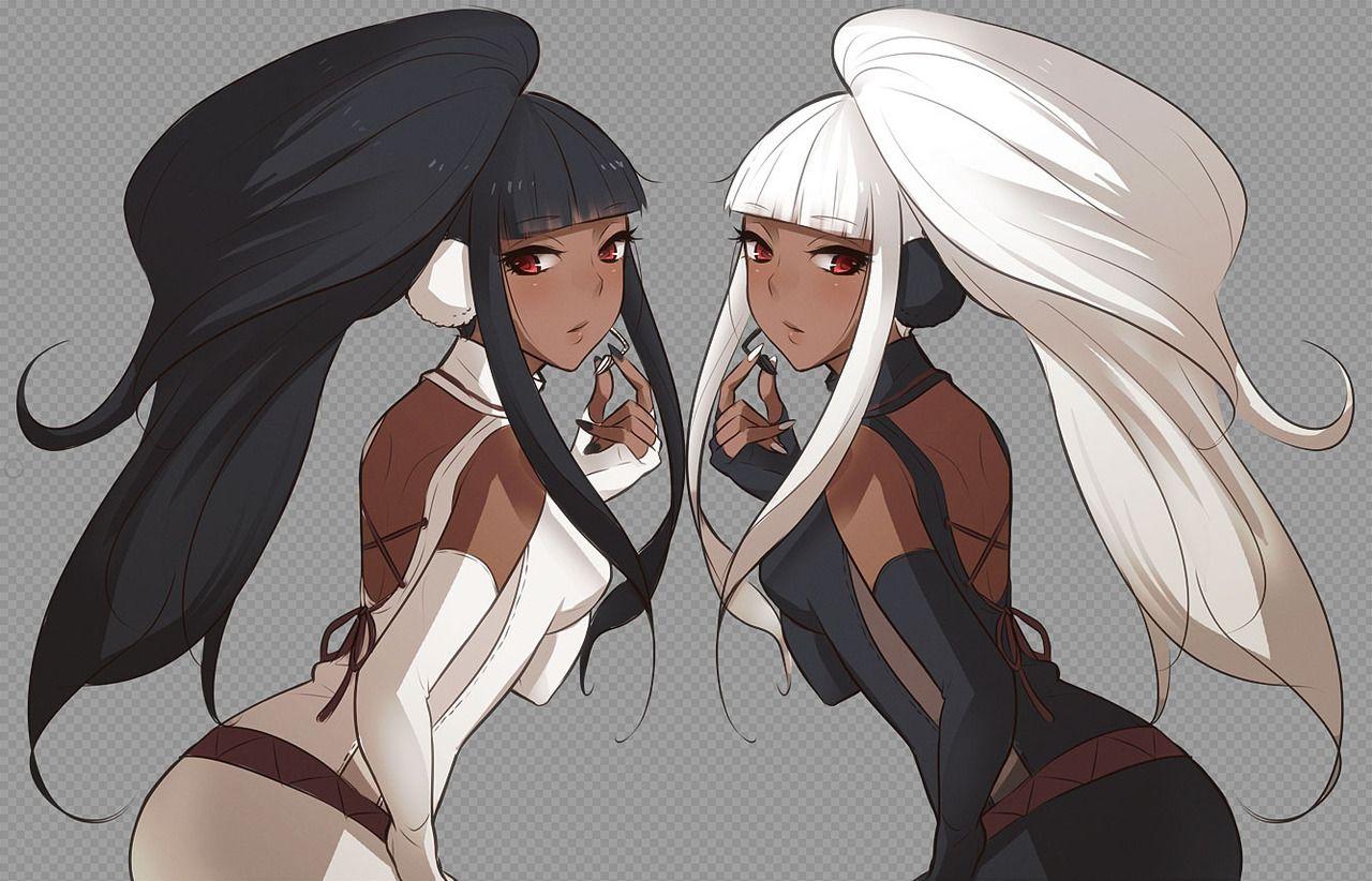 """""""abaslev 1girl blush brown eyes brown hair earrings"""