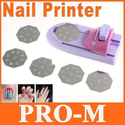 Wholesale Nail Art Stamping - Buy Nail Art Printer DIY ...