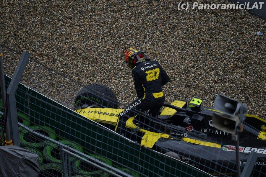 F1 Abiteboul Un Ascenseur Emotionnel Grand Prix Voiture