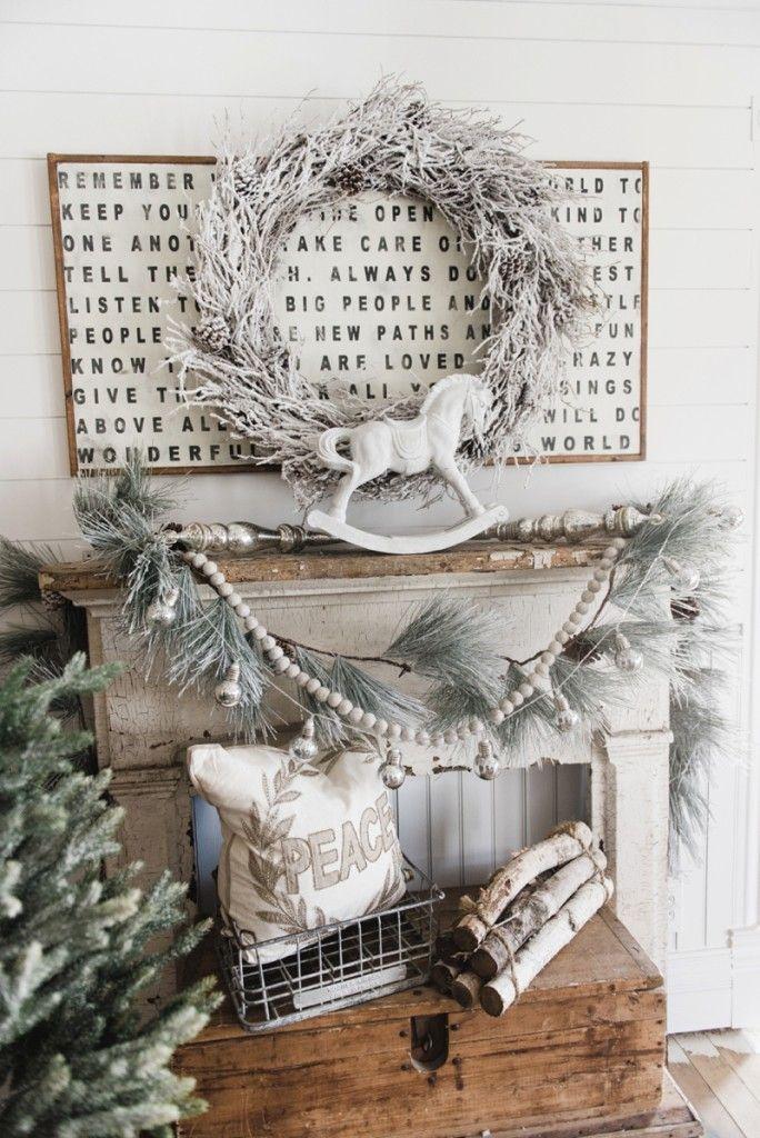 Christmas Rocking Horse Makeover