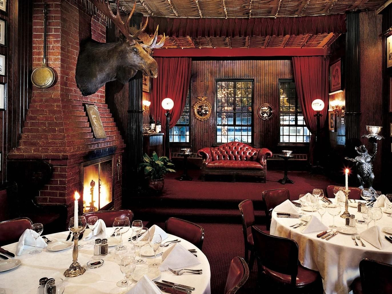 The Most Iconic And Famous Restaurants In Nyc