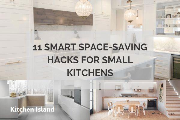DIY Guide For Making A Kitchen Island  #kitchendesign #kitchenislanddecor