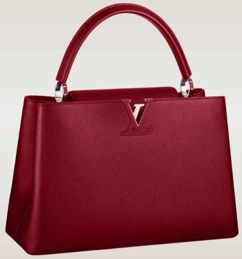 fb13cc050 Louis Vuitton Capucines GM | Handbags | Bags, Fashion bags, Handbag ...
