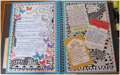 1000+ ideas about Como Decorar Cuadernos on Pinterest