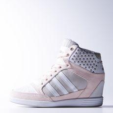 zapatillas mujer cuña adidas