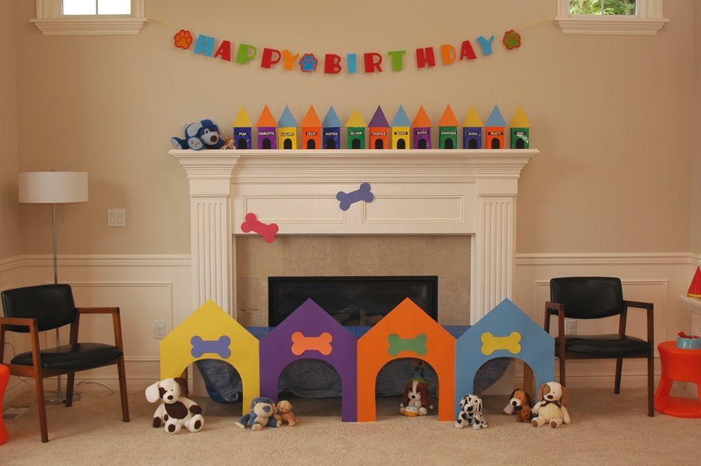 Puppy Dog Birthday Decorations