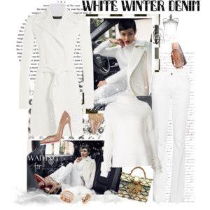 On Trend: Winter White Denim
