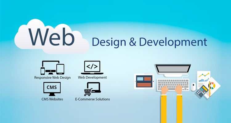 The Importance Of Web Designing Company Website Design Company Web Development Design Web Development