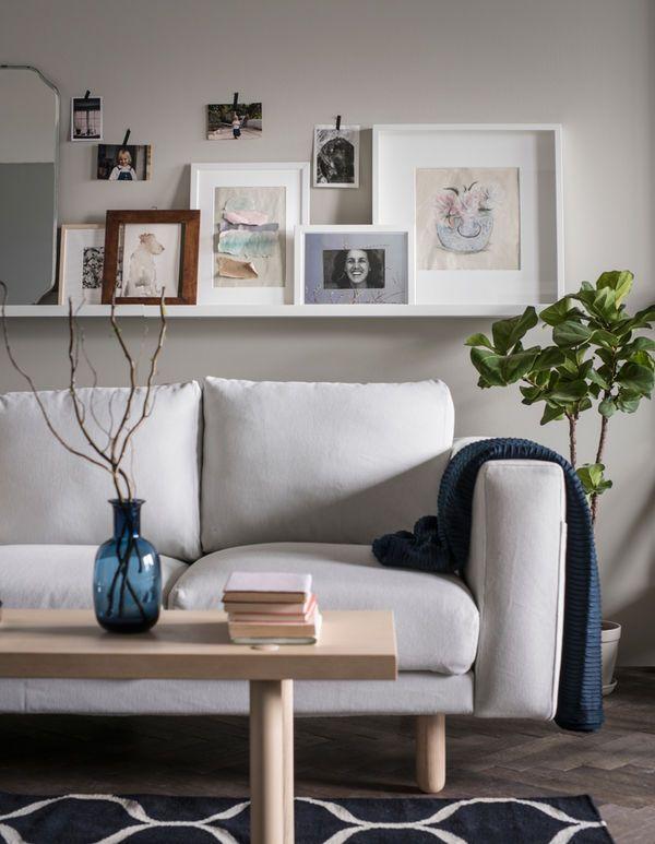 Sofa Bilder enkle måter å dekorere på hvis du leier wall decor organizing and