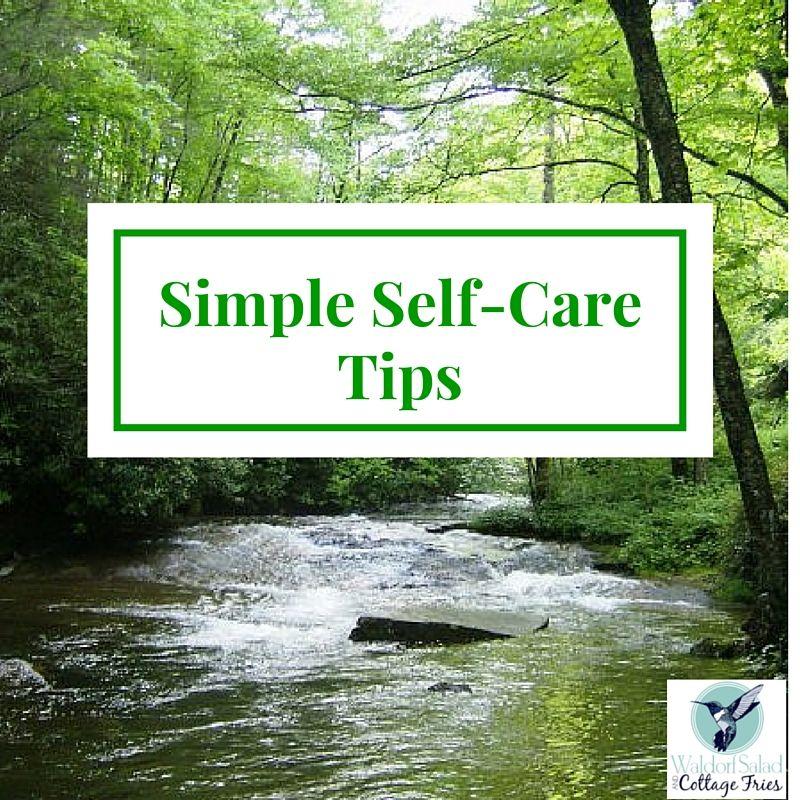 Simple Self-Care Tips   Self care, Self, Tips
