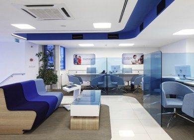 Pin On Bank Interior Design