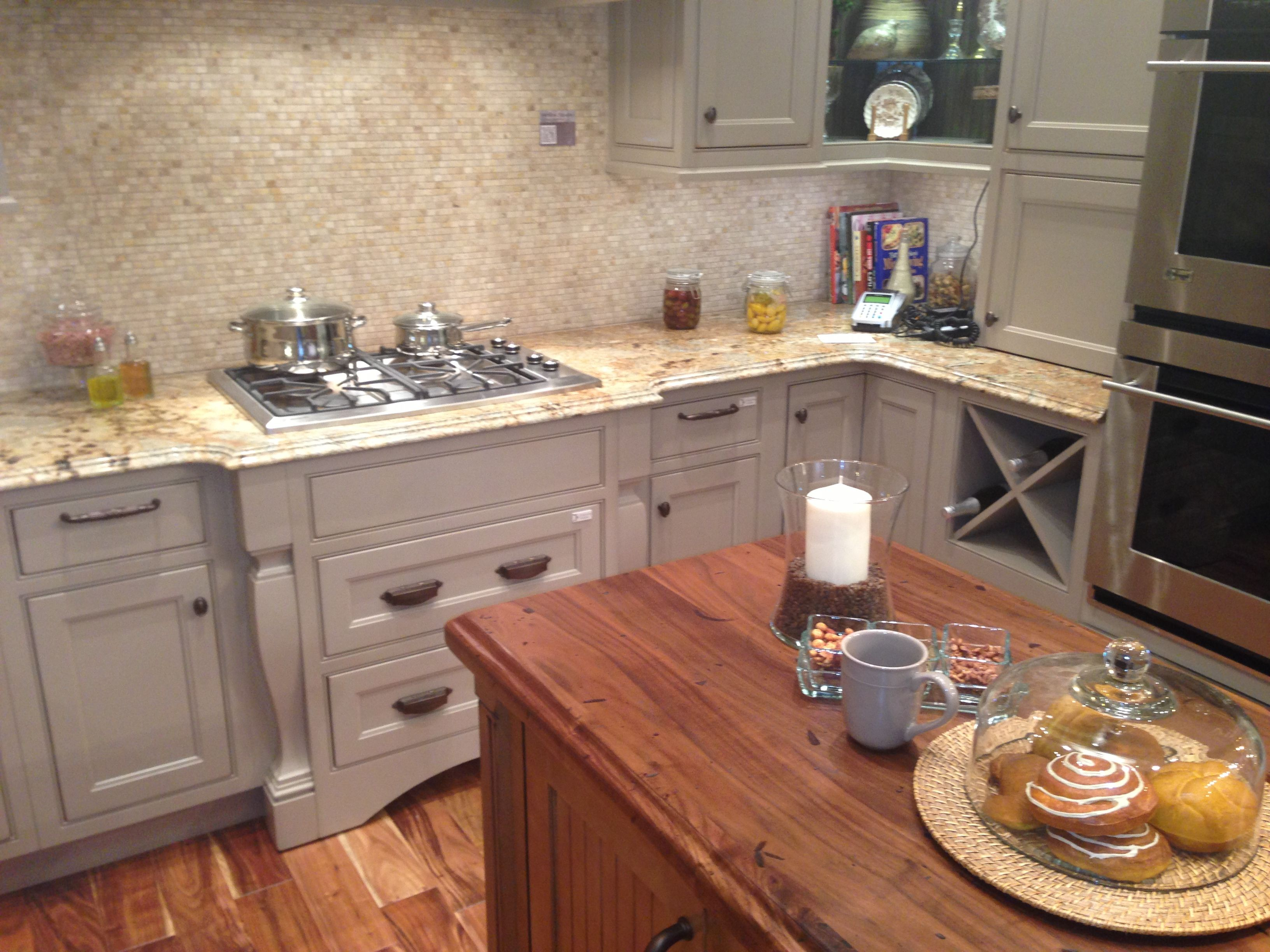 Cambria berkeley and heritage wood of artisan stone for Kitchen cabinets berkeley